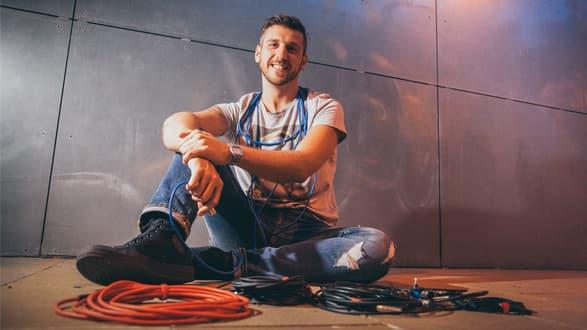 Emiliano Juan Racino - Sound Designer